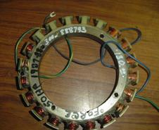 Used Force outboard stator F663095-2 up to 888793 20 pole
