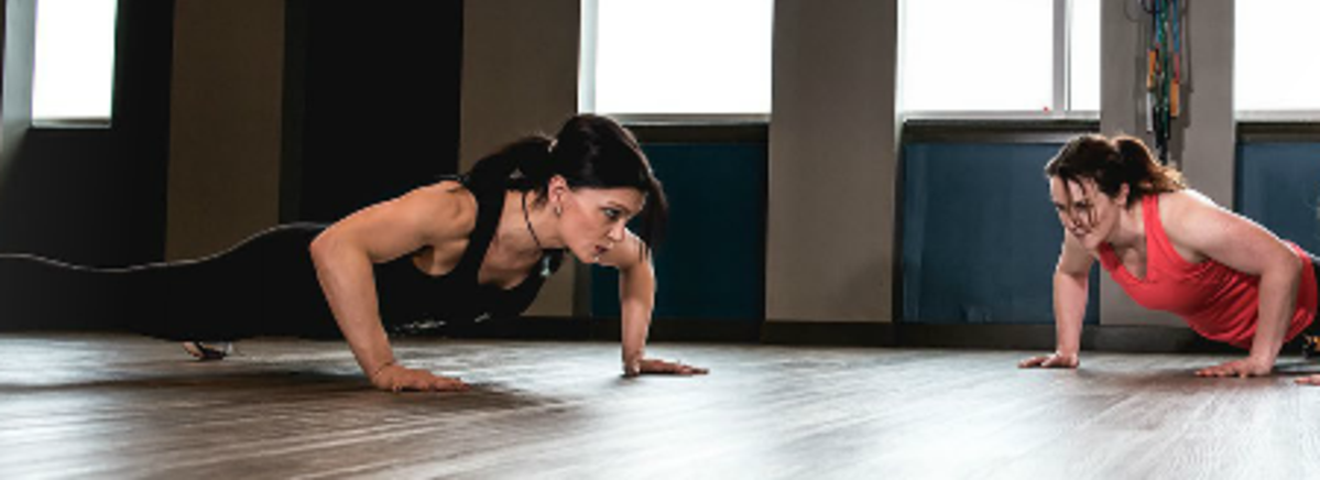 Pushup, Iron Goddess Studio, Gym, Personal Training, Fitness, Health