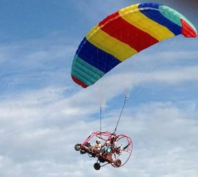 Future Flight Llc - Powered Parachute, Sport Pilot Training