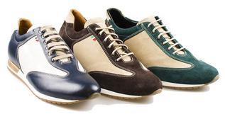 The Añel Racer Collection shoes are 100% Made in Italy with the finest materials.