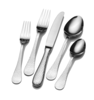 Wallace Hammered Flatware