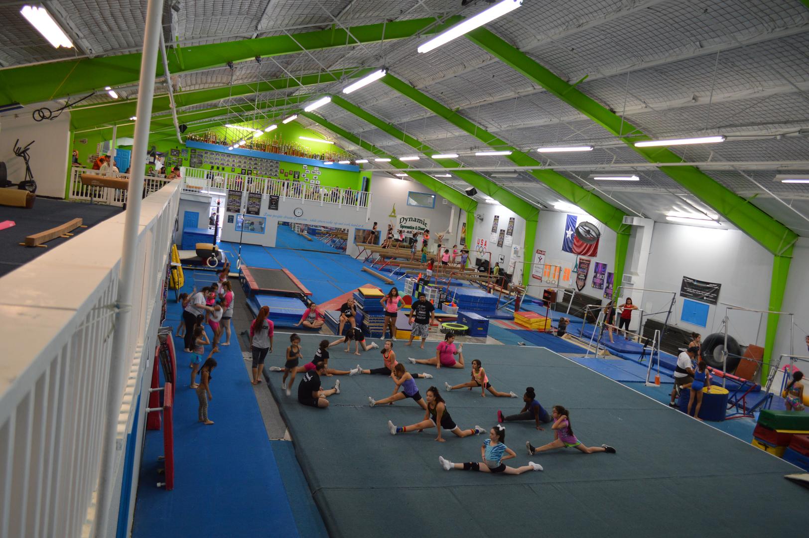 Gymnastics Of Ohio
