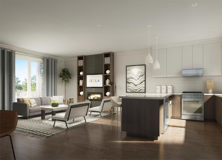 Isola New Homes South Surrey White Rock