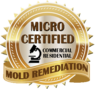 Black Mold Removal. Micro Certified Accurate Mold Testing Remediation