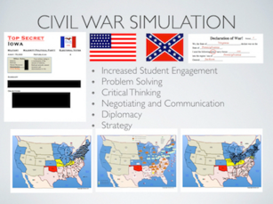 Civil War Simulation Lesson Plan