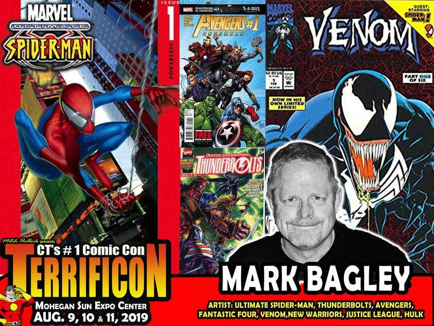 mark bagley TERRIFICON