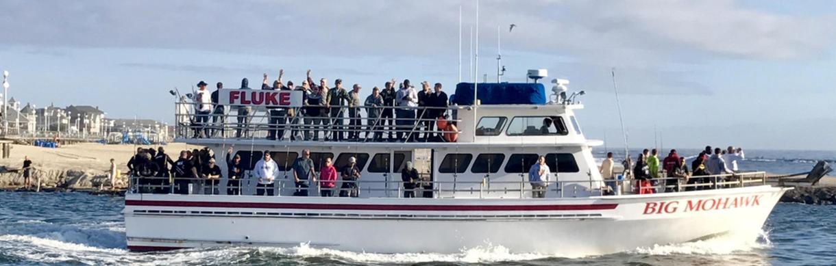 Fishing Trips Big Mohawk South Belmar Nj