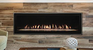 Empire Boulevard Gas Fireplace