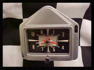1957 Ford Clock