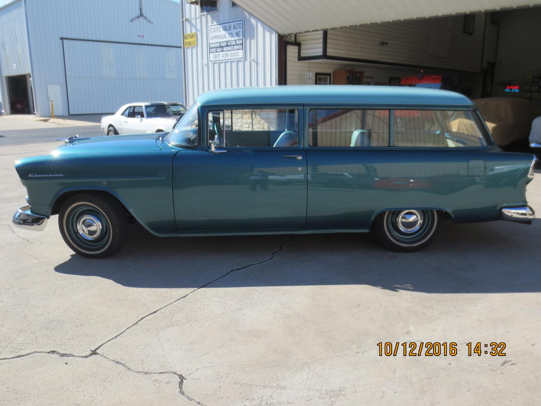 1955 Chevy Station Wagon