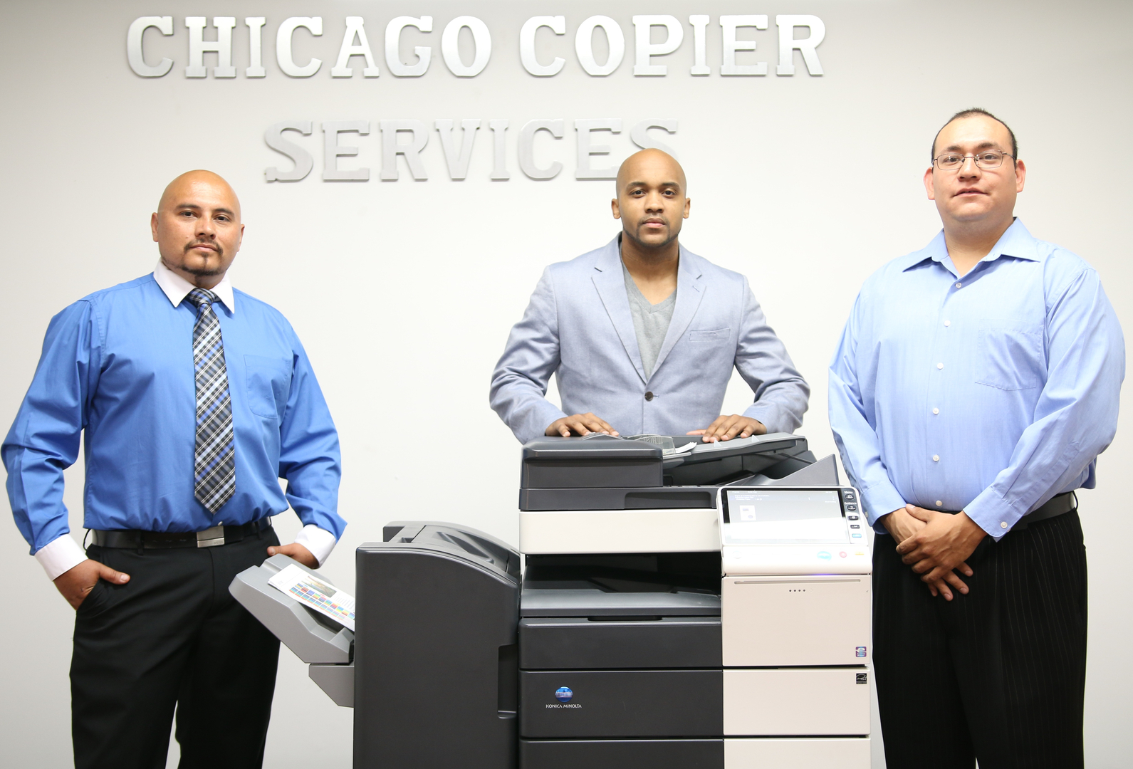 1 Chicago Copier Services: Sales, Leasing, Rental & Repair