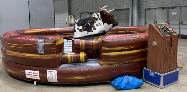 Mechanical Bull rental Fort Payne AL