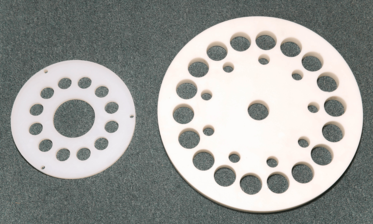 Rotary Vacuum Drum Filter Parts Wear Plate