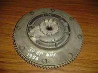 Used flywheel for a 1956 30 HP Johnson or Evinrude outboard motor
