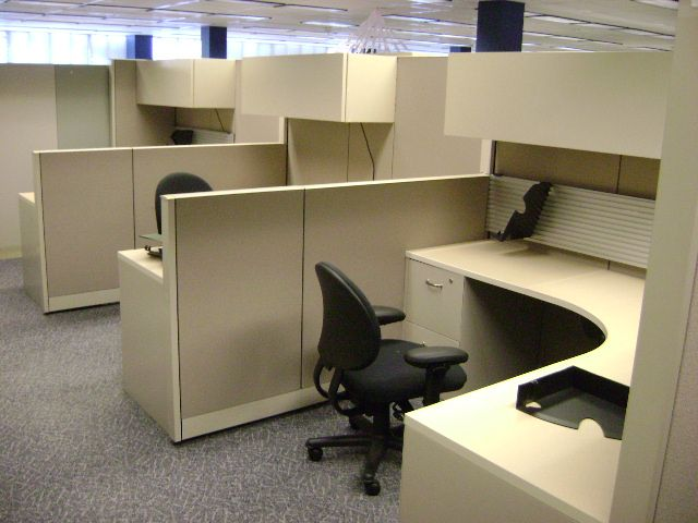 Used Cubicles Used Office Furniture Strictly Business Portland Or