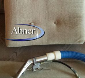 Photo of a couch upholstery cleaning | Halifax