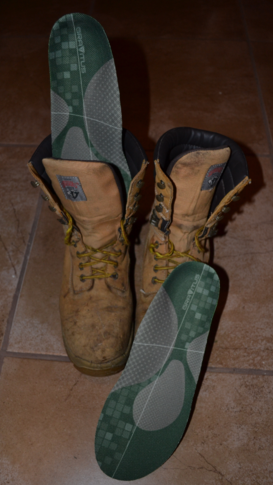 Gravitus Trailhead for work boots