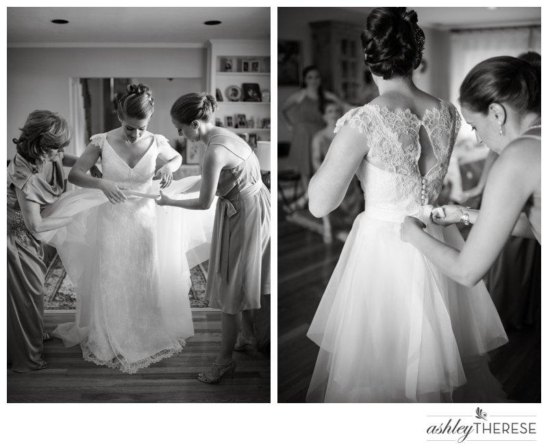wedding dress alteration cost | Wedding
