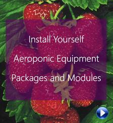 vertical aeroponic farm packages DIY installation