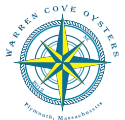 Logo work for Warren Cove Oysters