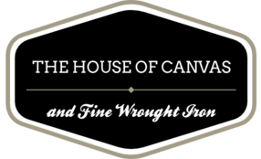 The House Of Canvas And Fine Wrought Iron Home