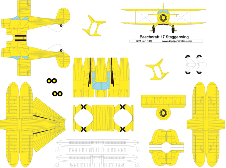 paper aircraft free download