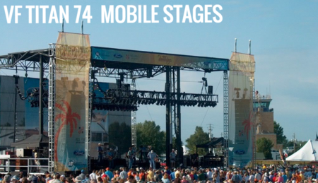 Mobile Stage Systems - Concert Stages