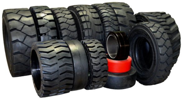 Advance Tire - Forklift Tires, Ty Cushion