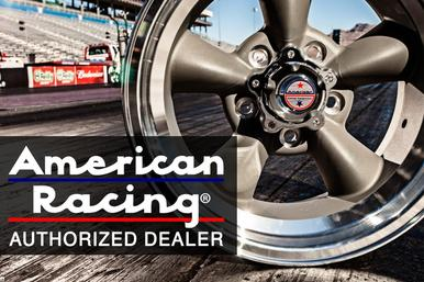American Racing Alloy Wheels Dealer Canton Akron Ohio