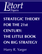 Harry Yarger - The Little Book on Big Strategy