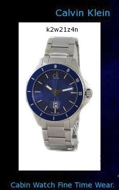 Watch Information Brand, Seller, or Collection Name Calvin Klein Model number K2W21Z4N Part Number K2W21Z4N Metal stamp no-metal-stamp Case material Stainless steel Case diameter 45 millimeters Case Thickness 12 millimeters Band Material Stainless Steel Band width 22 millimeters Dial color Blue Item weight 16 Ounces Movement Quartz,calvin klein canada