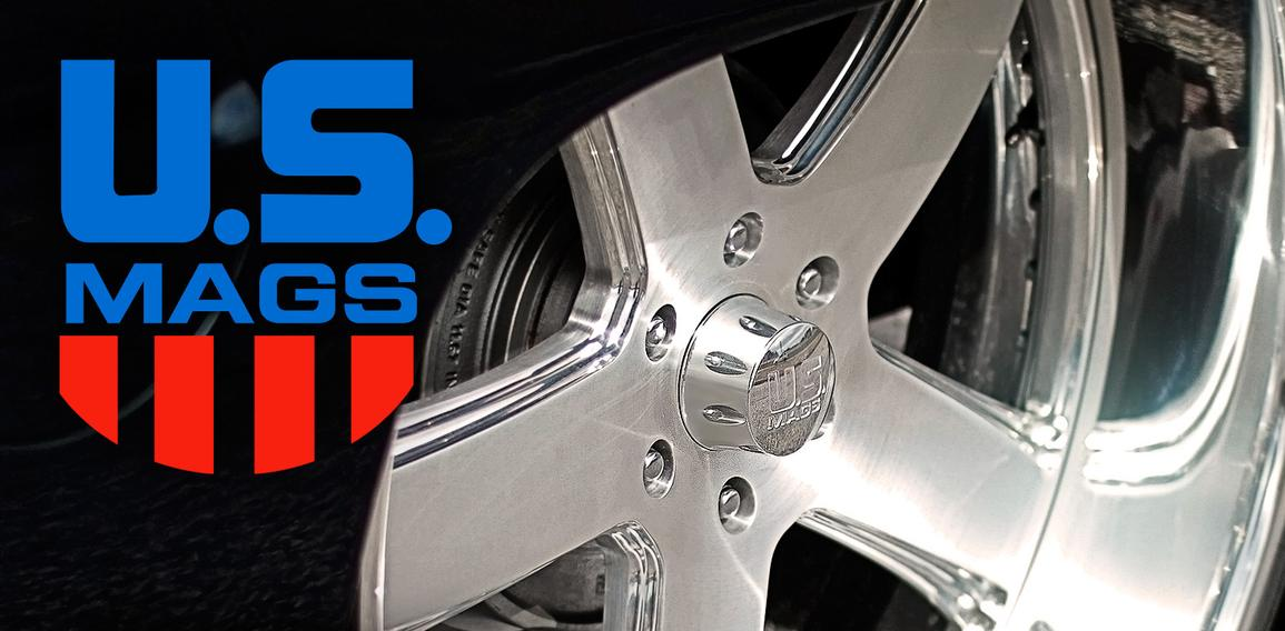 US Mags Classic Car and Truck Wheels Canton Akron Medina Ohio