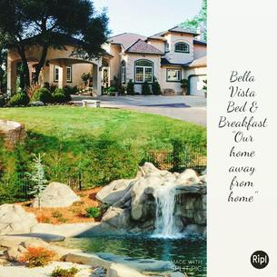 Bella Vista Bed & Breakfast. Your home away from home