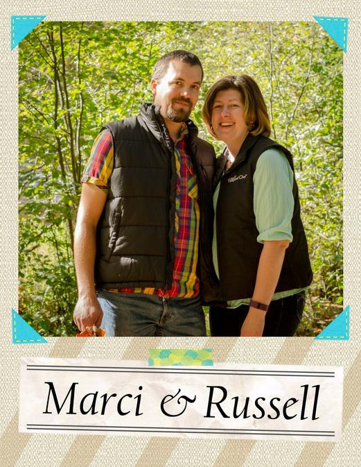 Marci and Russell Adoption Cover Photo