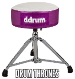Drum thrones throne seat