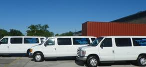 Harbor Express Services Vans