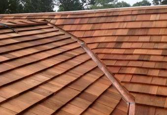 Houston roof installation; Houston wood shingle roof installation; wood shingle roof system; Houston Roof contractor