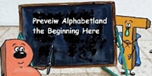 Alphabetland The Beginning Preview