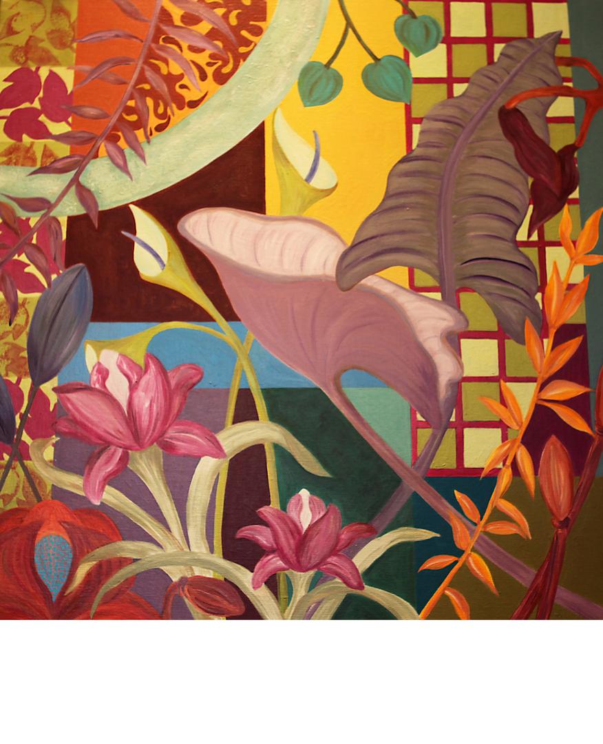 Hollis Litrownik Artist Flora Y Fauna