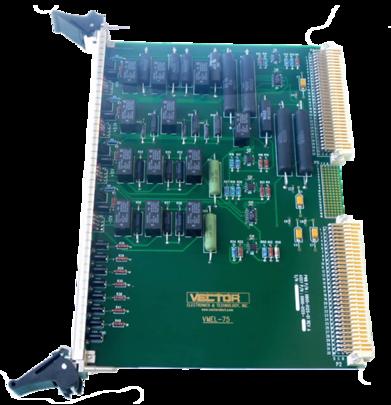Load Board Vme Vme64x Vector Electronics