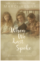 When We Last Spoke book cover and link to the book on Amazon