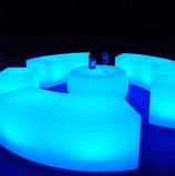 LED Seating Hire