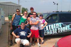Storm Chasing Tour Guests
