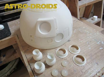 link to purchase r2-d2 dome kit parts