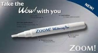 zoom whitening pen