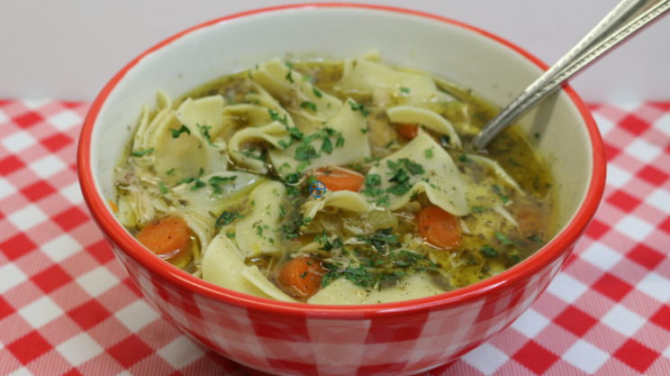 Homemade Chicken Soup Recipe, Noreen's Kitchen