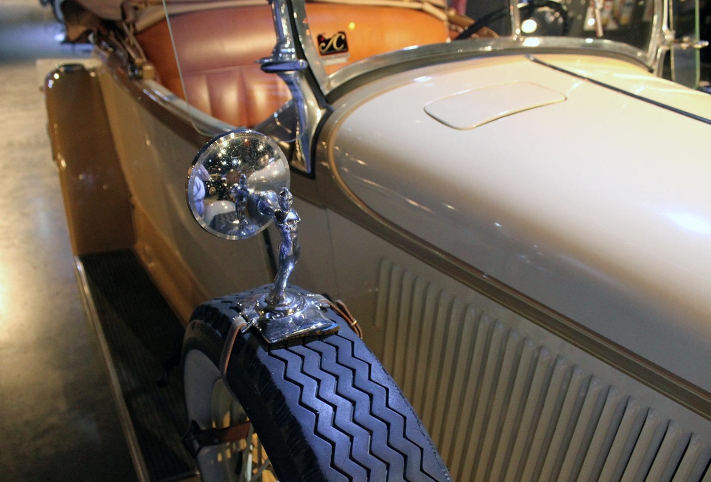 Auto World Museum in Fulton, Mo