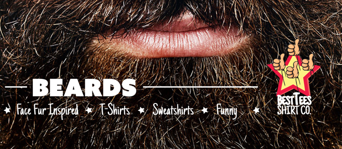 beard tshirts beards mustaches bearded