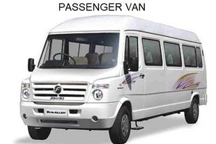 Small Vans For Rentals In Kolkata