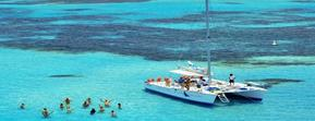 Saona Island Private Catamaran Cruise